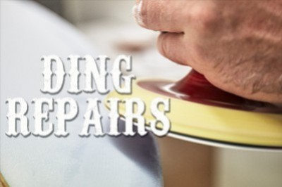 Surfboard Ding Repairs